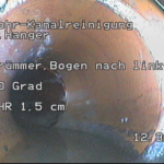 ROHR- UND KANALREINIGUNG J. HANGER - Kanalrohr TV Inspektion
